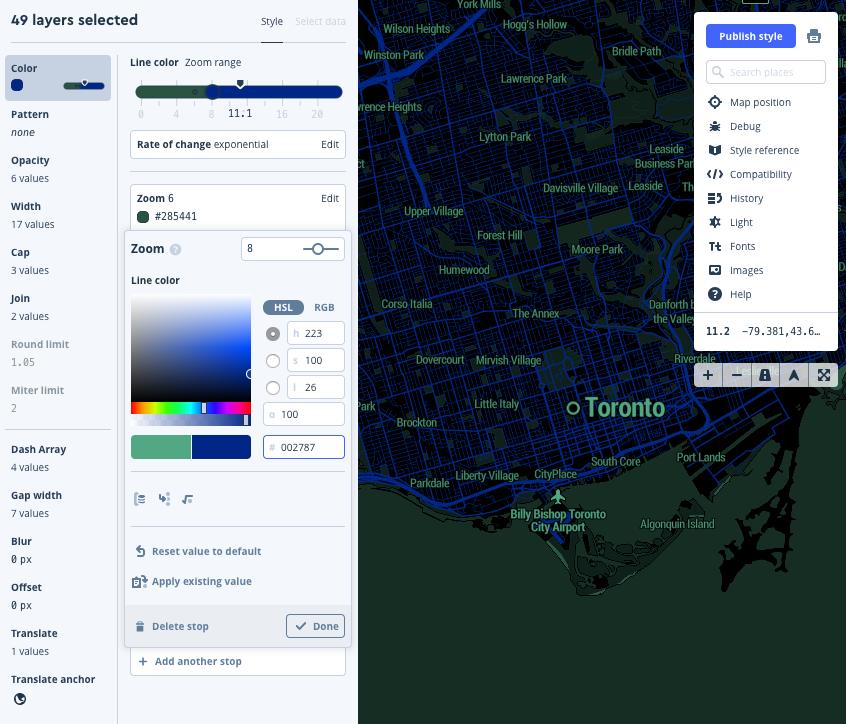 Creating a Custom Map Tile · {Rich Majerus}
